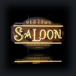 Neon - Old Town Saloon