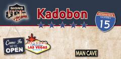 Kadobon Signs USA