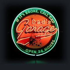Neon - Dad's Garage