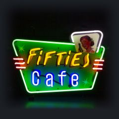 Neon - Fifties Café