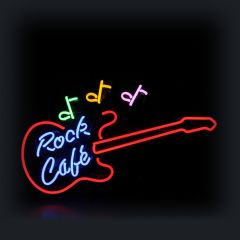 Neon - Rock Cafe