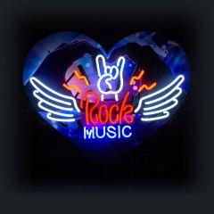 Neon - Rock Heart