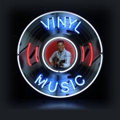 Neon - Vinyl Music  *met eigen label*