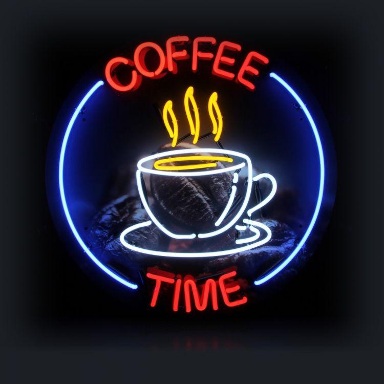 Neon - Coffee Time