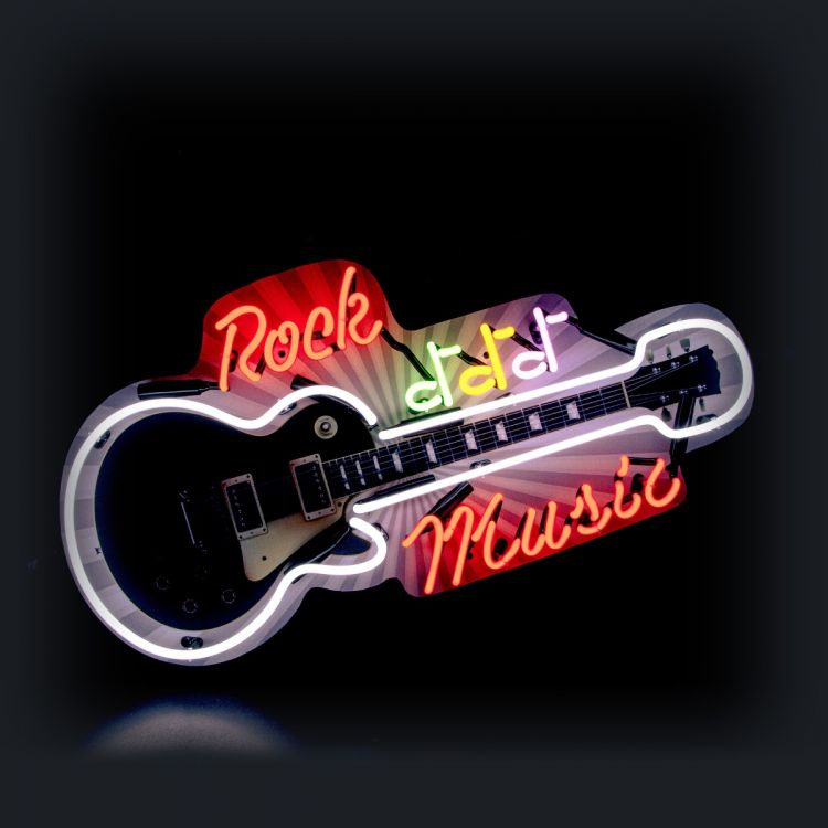 Neon - Rock Music