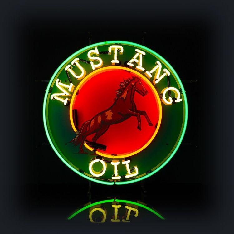 Neon - Mustang Oil