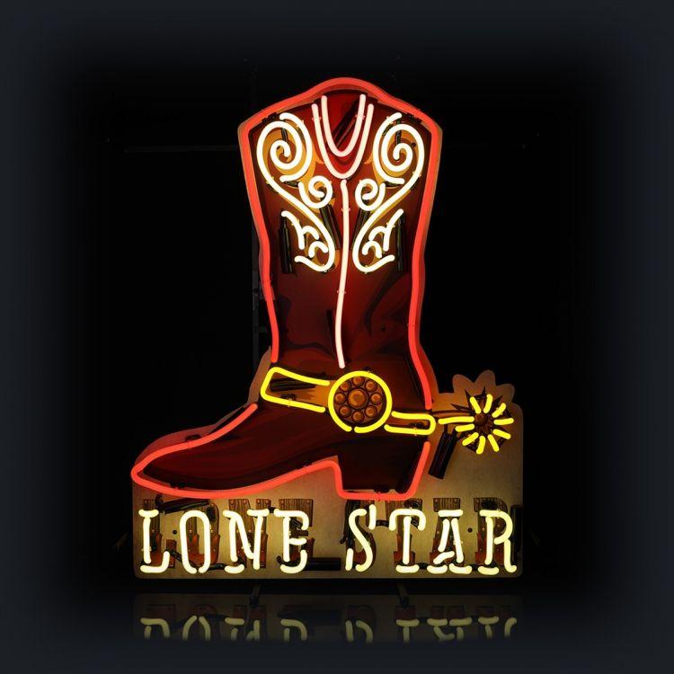 Neon - Rodeo Boot - Lone-Star