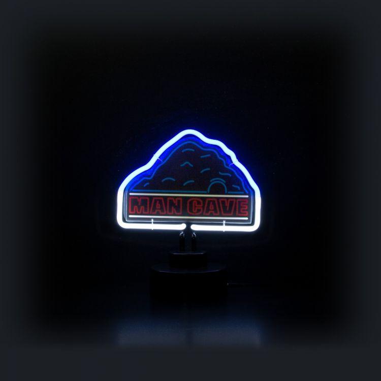 Neon Sculpture - Man Cave