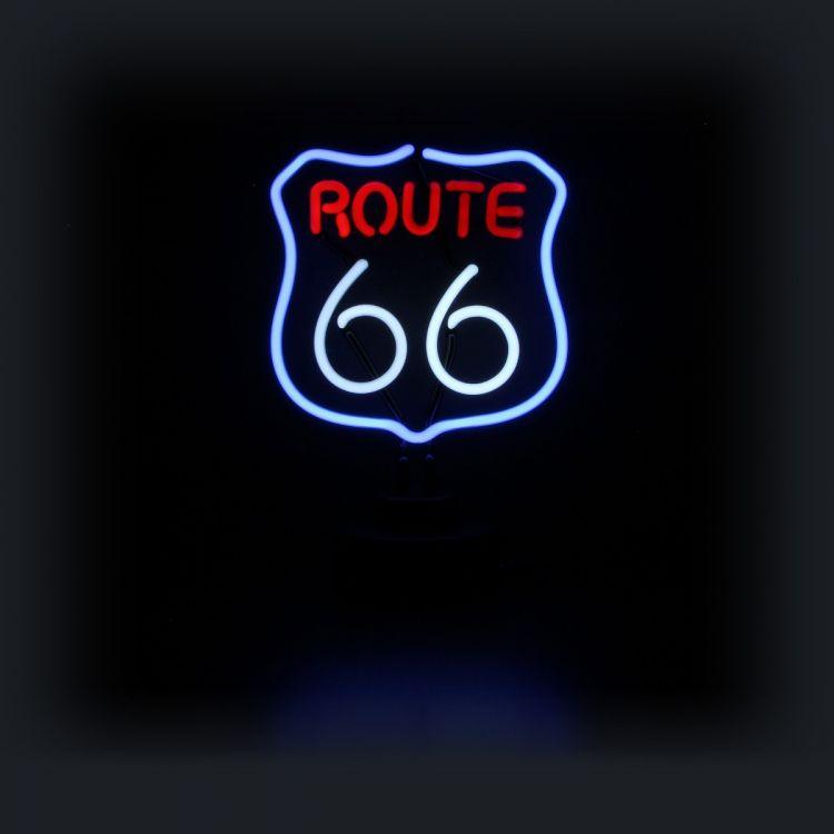 Neon Sculpture - Route 66