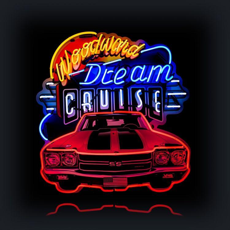 Neon - Woodward Dream Cruise