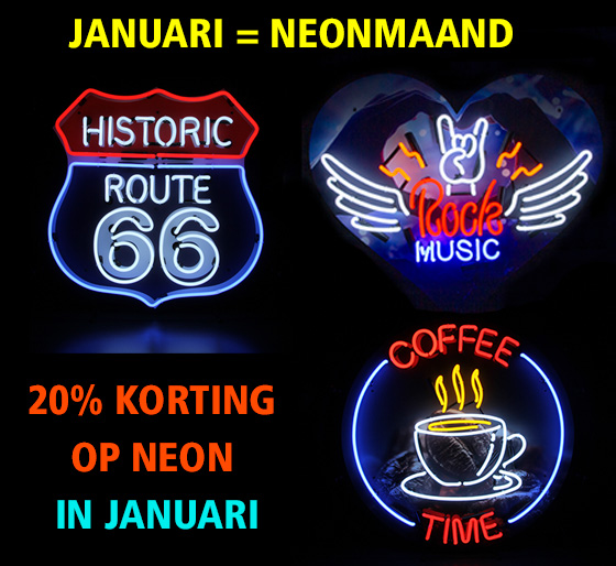 Neon Sign with band or artist